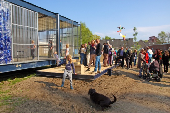 Opening expositie Andre Boone (84e)