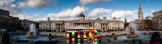 artist impression Trafalgar sq 2