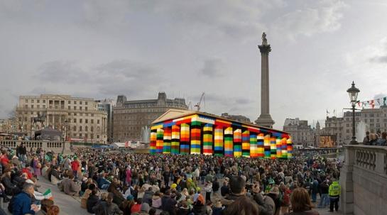 artist Impression Trafalgar sq 3